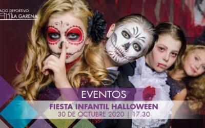 Fiesta Infantil de Halloween 2020 – 30/10/2020