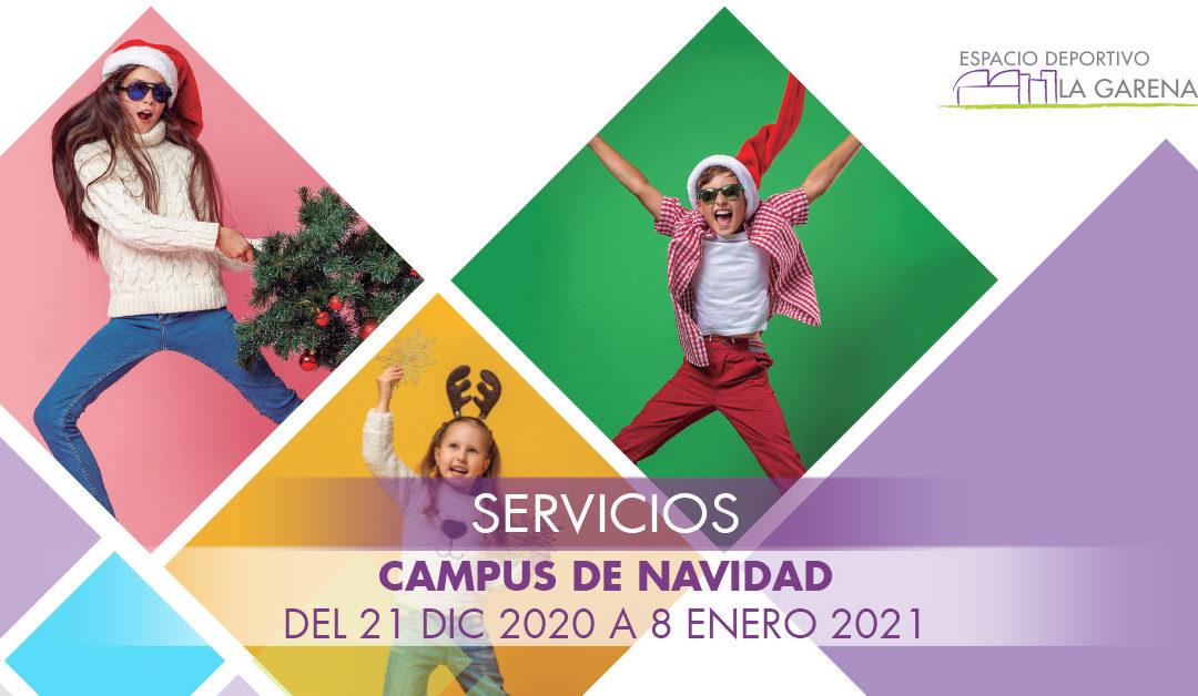 Campus de Navidad 2020
