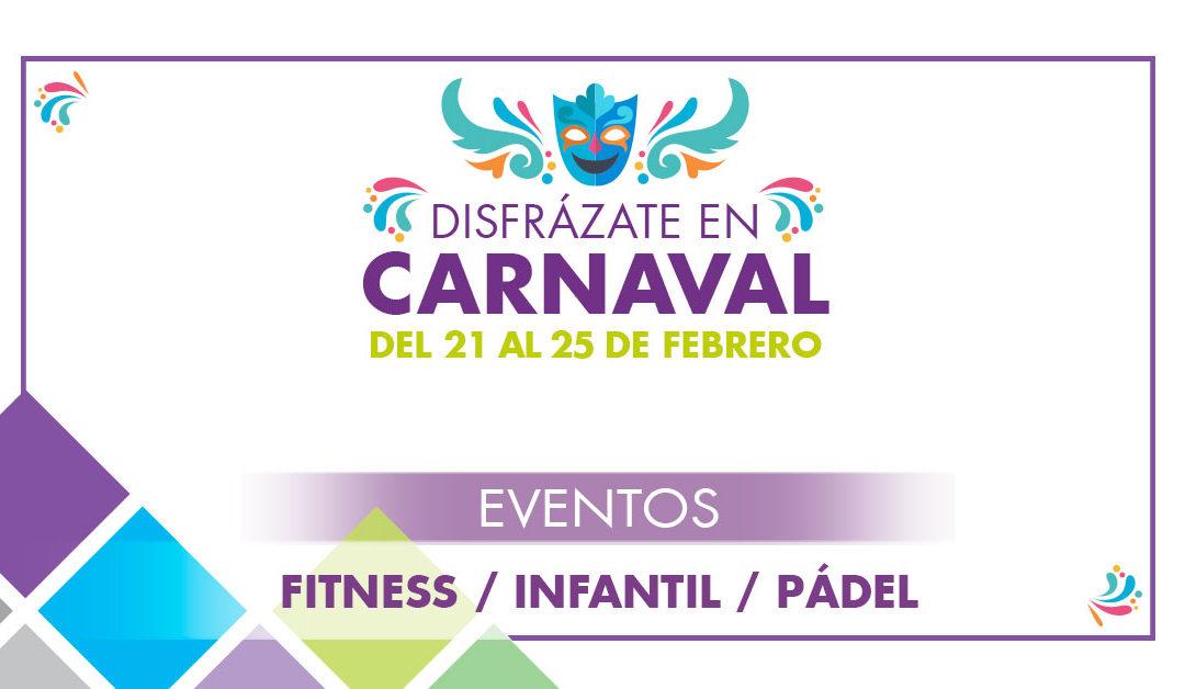Carnavales 21-25/02/2020