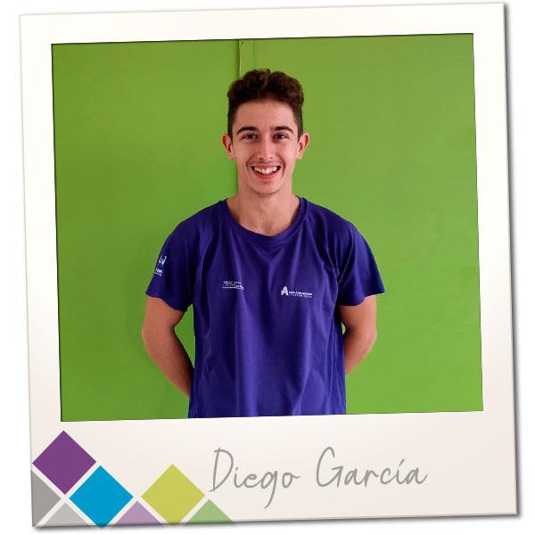 Foto de Diego García