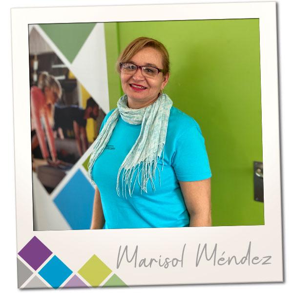 Foto de Marisol Méndez