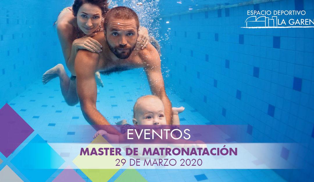 Master Class de Matronatación – 29/03/2020
