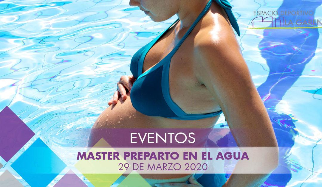Master Class Preparto en el Agua – 29/03/2020