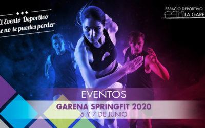 Garena SpringFit 2020 – 06 y 07/06/2020