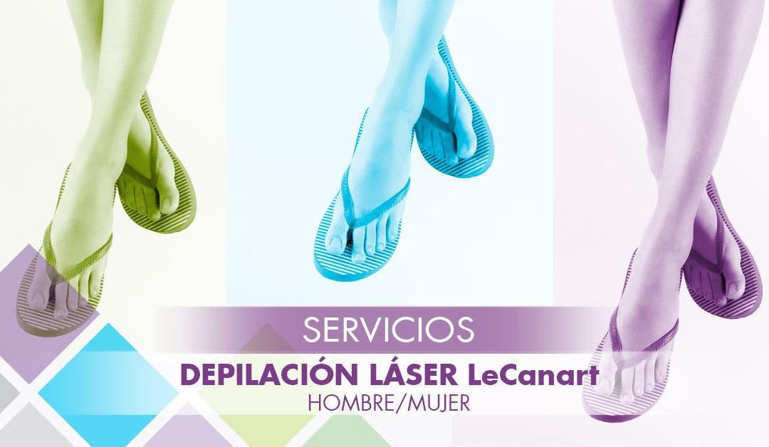 Depilación Láser LeCanart