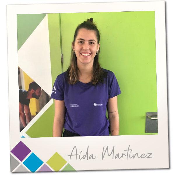 Foto de Aída Martínez