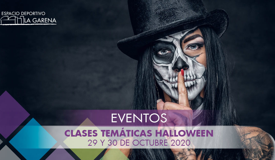 Clases Especiales Halloween – 29 y 30/10/2020