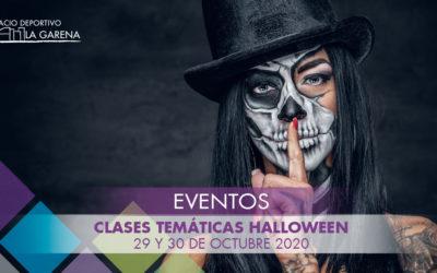 Clases Especiales Halloween – 29 y 30/10/2020