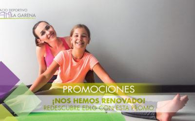 Promoción Septiembre 2021 en ED La Garena